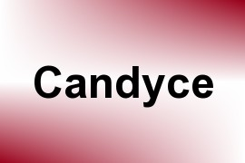 Candyce name image
