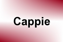 Cappie name image