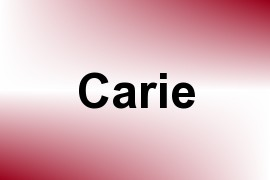 Carie name image