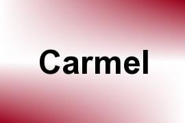 Carmel name image