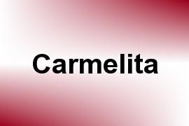 Carmelita name image