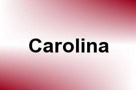 Carolina name image