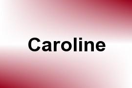 Caroline name image