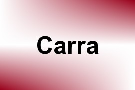 Carra name image