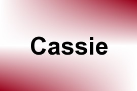 Cassie name image