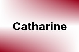 Catharine name image