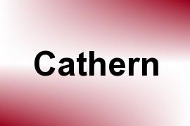 Cathern name image