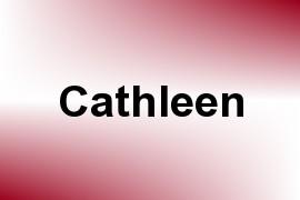 Cathleen name image