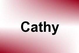 Cathy name image