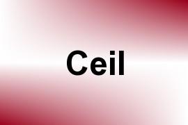 Ceil name image