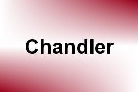 Chandler name image