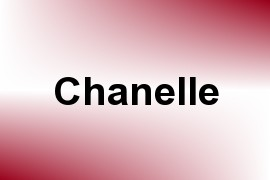 Chanelle name image
