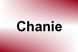 Chanie name image