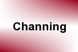 Channing name image