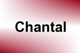 Chantal name image