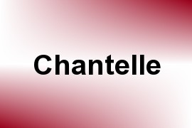 Chantelle name image