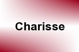 Charisse name image