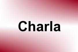 Charla name image