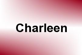 Charleen name image