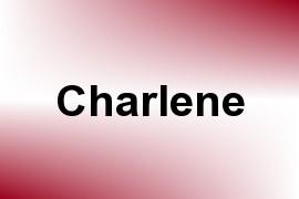 Charlene name image