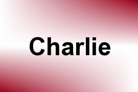 Charlie name image