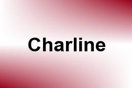 Charline name image