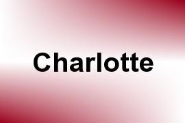 Charlotte name image