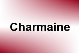 Charmaine name image