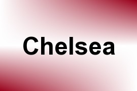 Chelsea name image