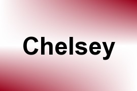 Chelsey name image