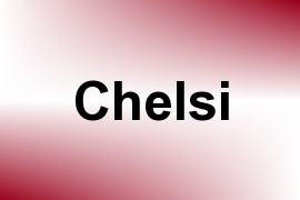 Chelsi name image