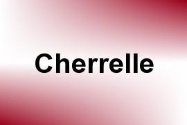 Cherrelle name image