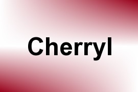 Cherryl name image
