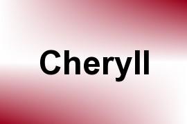 Cheryll name image