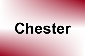 Chester name image