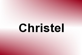 Christel name image