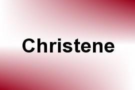 Christene name image