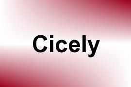 Cicely name image