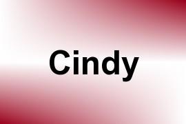 Cindy name image