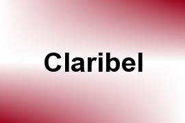 Claribel name image