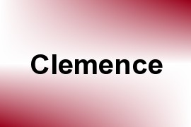 Clemence name image