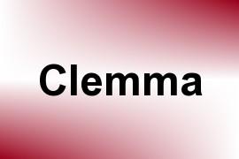 Clemma name image