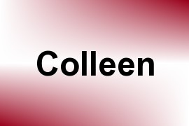 Colleen name image