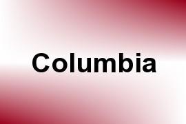 Columbia name image