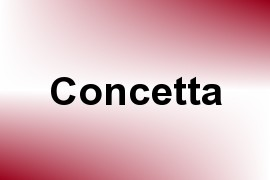 Concetta name image