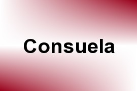 Consuela name image