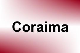Coraima name image