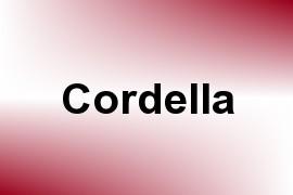 Cordella name image