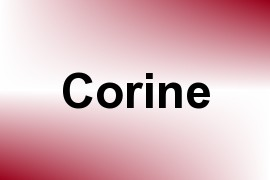 Corine name image