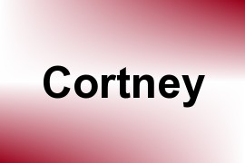 Cortney name image